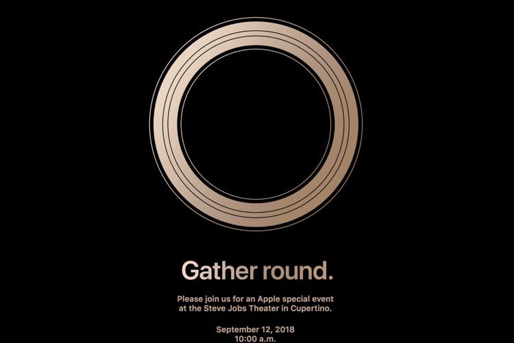 Apple annonce le keynote iPhone du 12 septembre