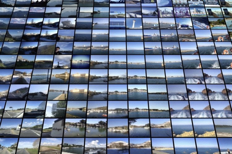 Kiano range toutes vos photos par couleur ou contenu