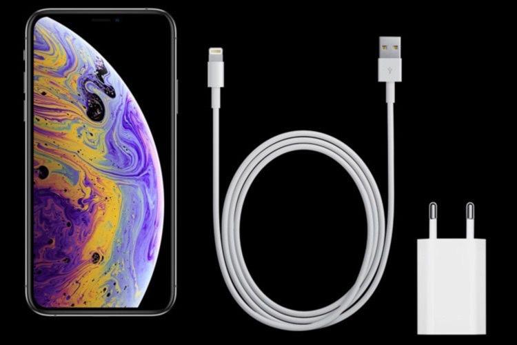 iPhone Xs et Xr: pas de nouveau chargeur USB, mais une recharge sans fil plus rapide