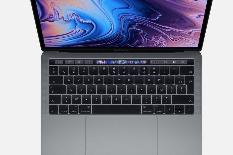 """MacBook Pro 2018 Touch Bar : 100 à 200€ de remise sur des 13""""et15"""""""