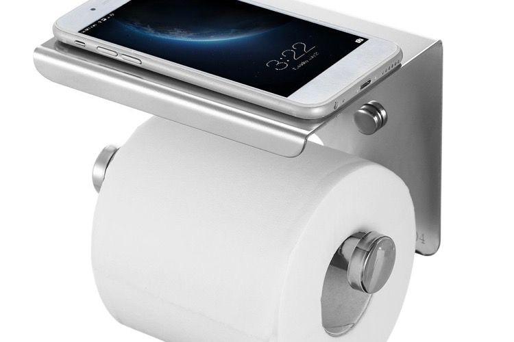 Promos : des batteries à induction à partir de 22€ et de support smartphones pour les toilettes