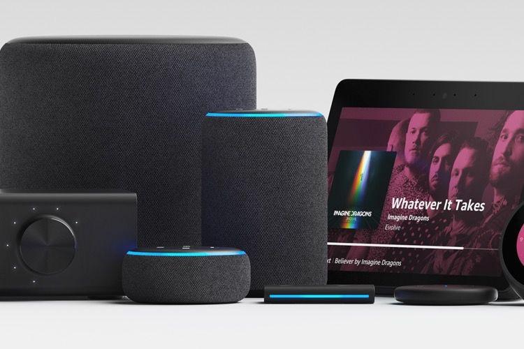 Les nouveautés Echo sont disponibles sur Amazon