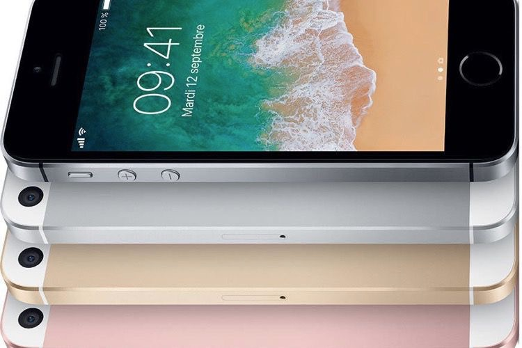 Les iPhone 6s et SE disparaissent du catalogue d'Apple