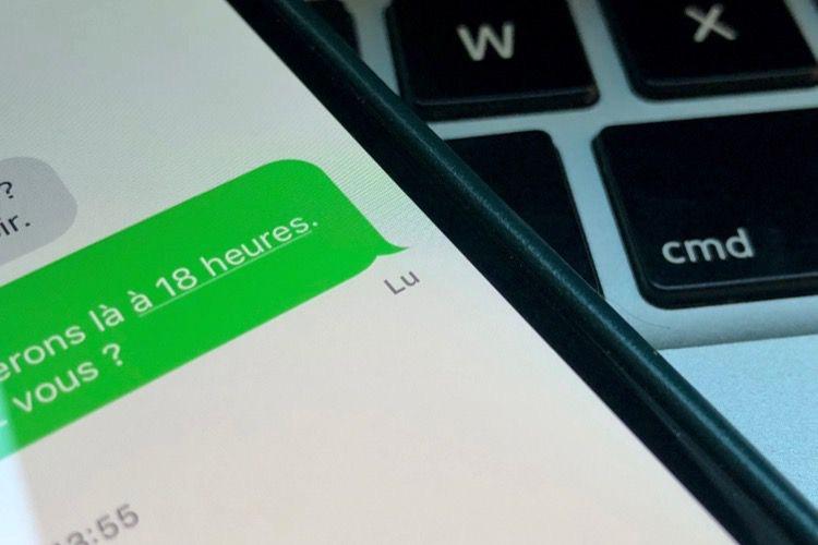 iOS12 ajoute un semblant de confirmation de lecture pour les SMS [MàJ]