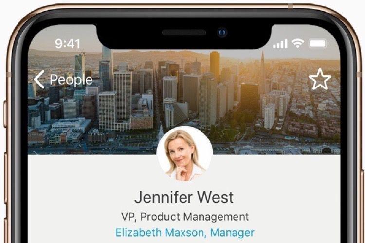 Apple a travaillé avec Salesforce pour intégrer son CRM à iOS