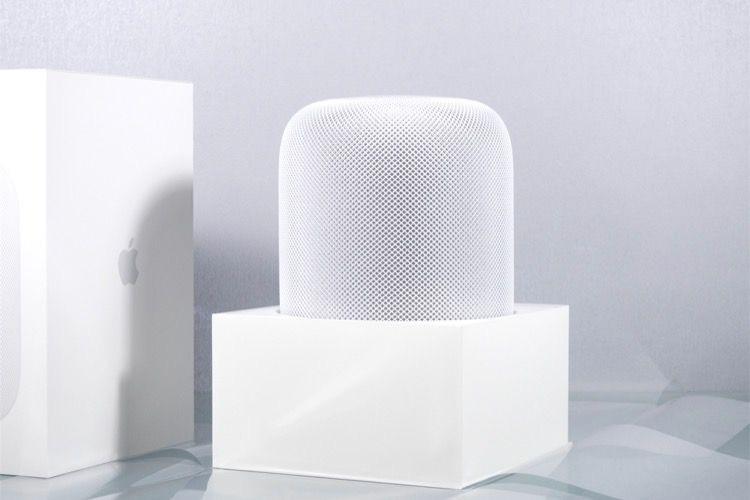 Le refurb d'Apple devrait avoir prochainement des HomePod