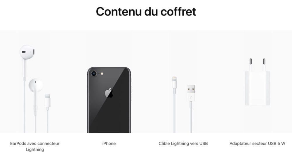 brancher les ecouteur par chargeur apple