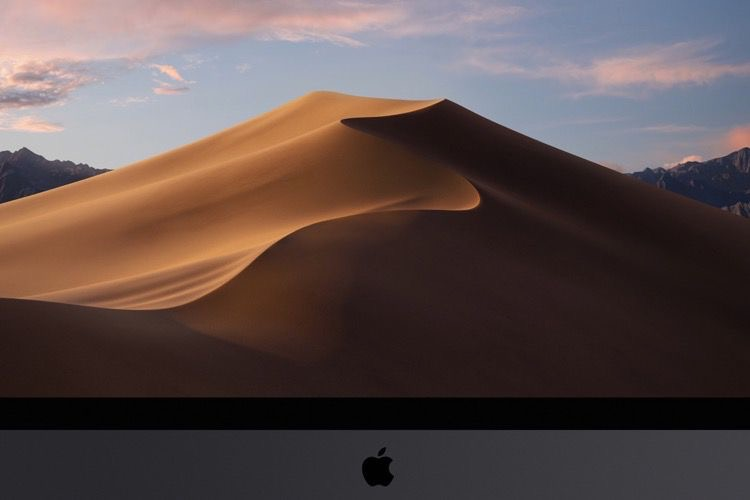 Avez-vous installé macOS Mojave?