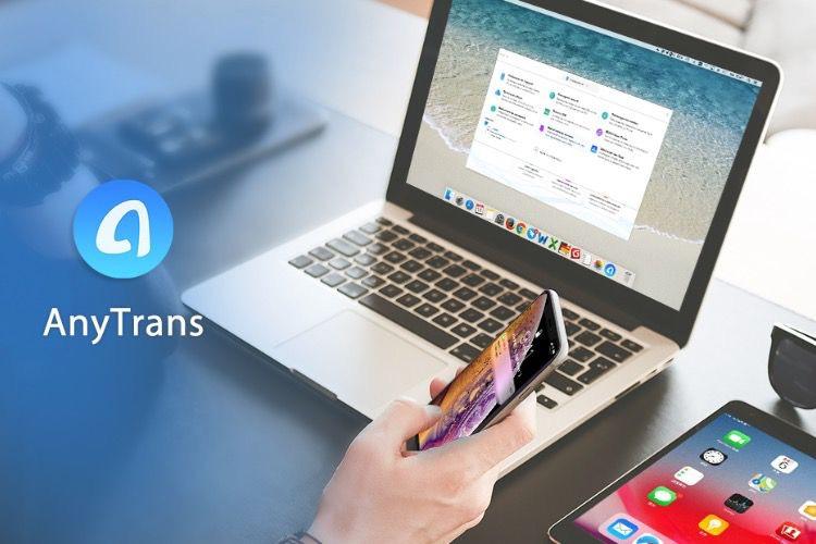 📣 AnyTrans : pour gérer vos apps iOS sur votre Mac