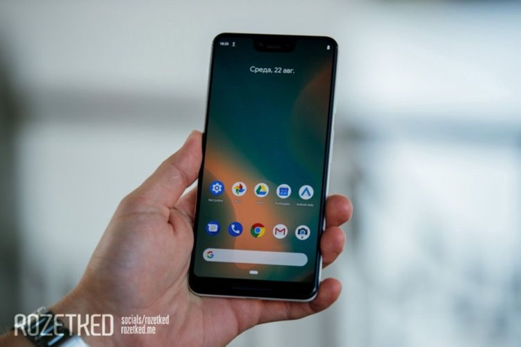 Google devrait vendre ses Pixel 3 en France
