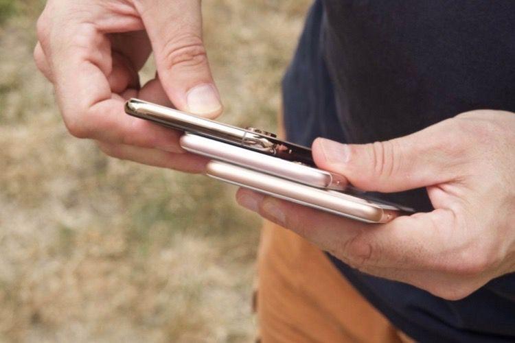 iPhone XS : la finition 2018 pourrait vous faire aimerl'or