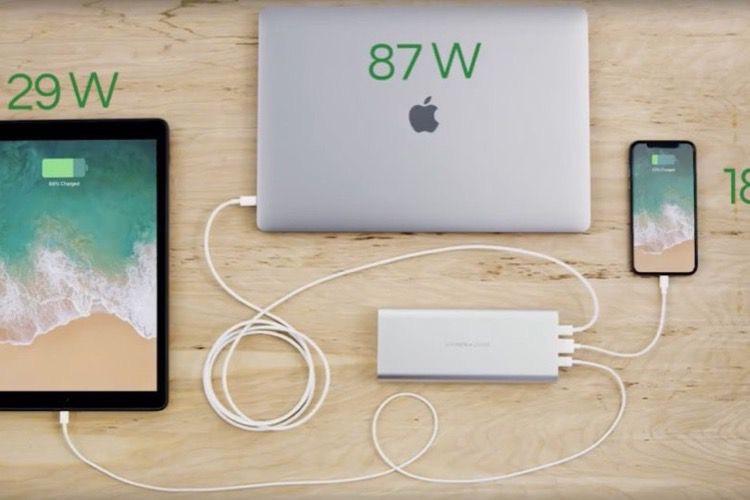 Kickstarter : une grosse batterie HyperJuice pour tout recharger, ou presque, d'un seulcoup