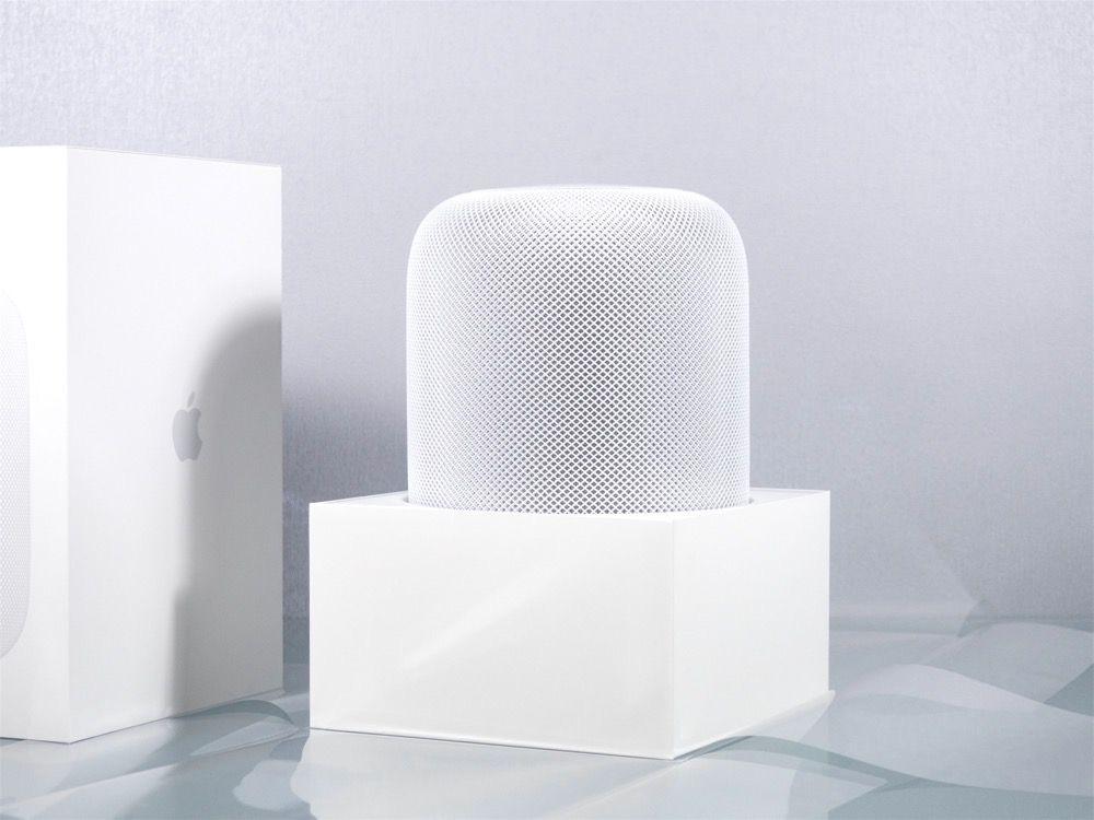 Apple ajoute de nouvelles fonctionnalités — HomePod