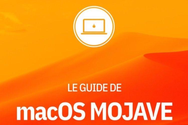 Notre guide sur macOS Mojave maintenant disponible