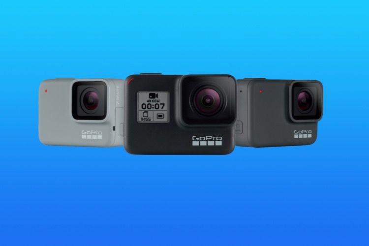 Les GoPro 7 améliorent leur stabilisation vidéo