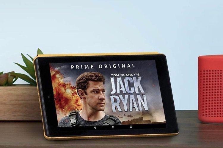 """Amazon lance sa Fire HD8"""" pour les orphelins d'un iPadmini5"""