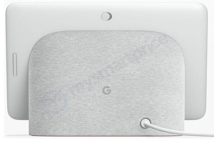 Google Home Hub : premières images de l'enceinte intelligente avecécran