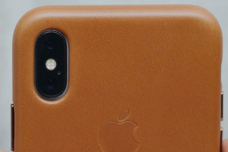 Le grand angle de l'iPhoneXS est plus différent que prévu