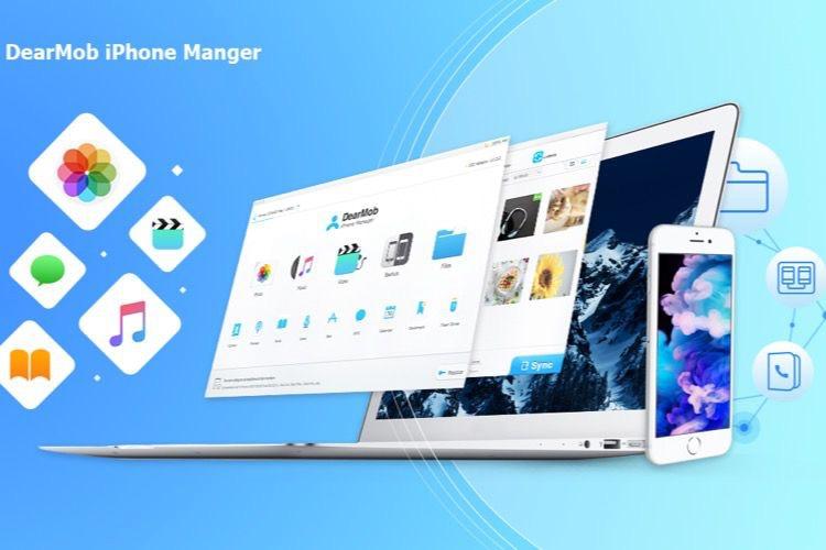 📣 Découvrez DearMob iPhone Manager : une nouvelle méthode pour sauvegarder vos iPhone / iPad