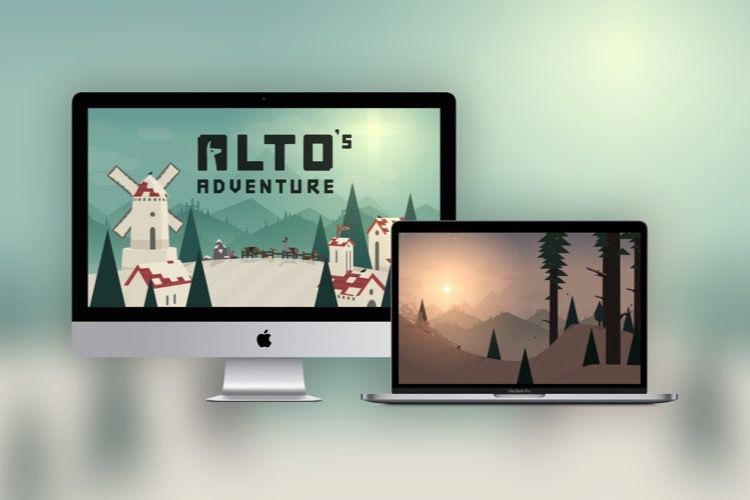 Alto's Adventure débarque sur le Mac App Store