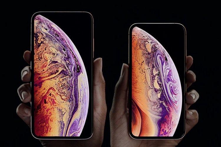 iPhone XS et iPhone XS Max : les précommandes sont ouvertes