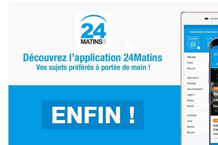 Concours : gagnez un iPhone XS 64 Go avec la nouvelle app 24Matins