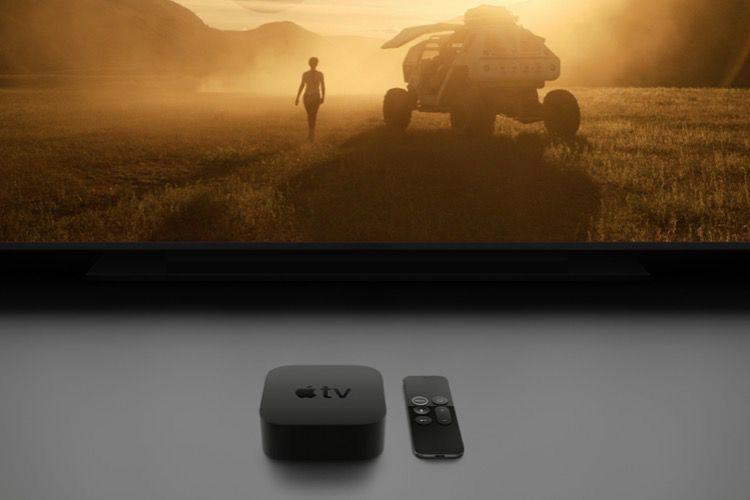 tvOS 12.0.1 est disponible pour les AppleTV
