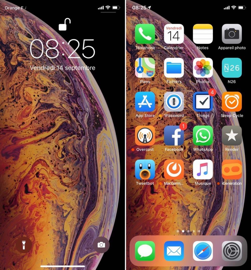 Téléchargez Les Fonds D écran Des Iphone Xs Igeneration