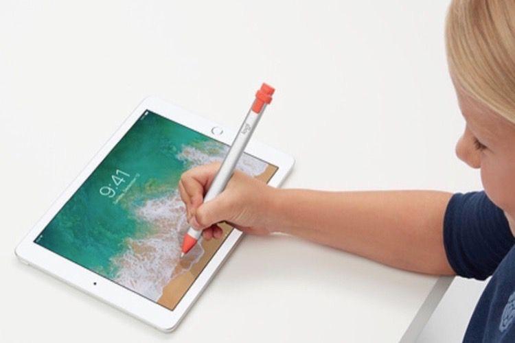 Le Crayon de Logitech pour iPad est en vente sur l'AppleStore