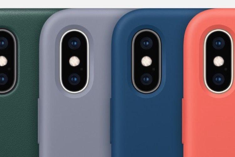 De nouvelles couleurs de saison pour les étuisd'iPhone