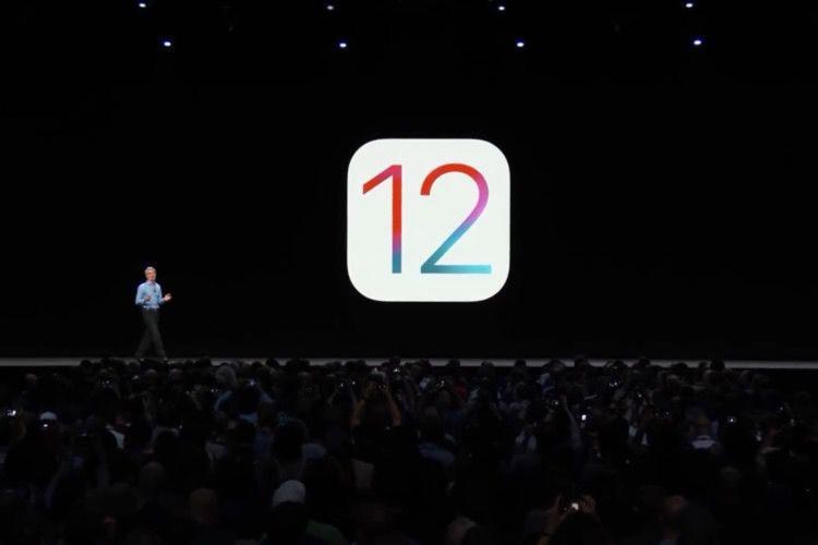 Les 12 nouveautés majeures d'iOS12