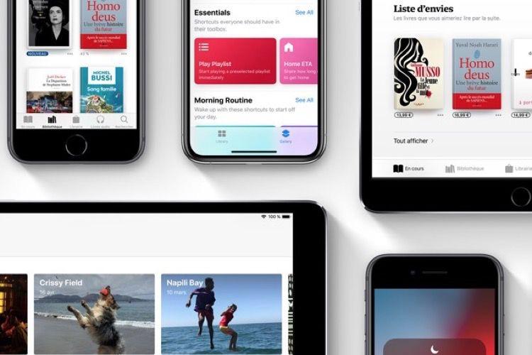 iOS 12 redonne du nerf aux anciens iPhone et iPad