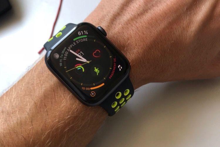 Vous, votre Apple Watch Series 4 et votre iPhone XS Max