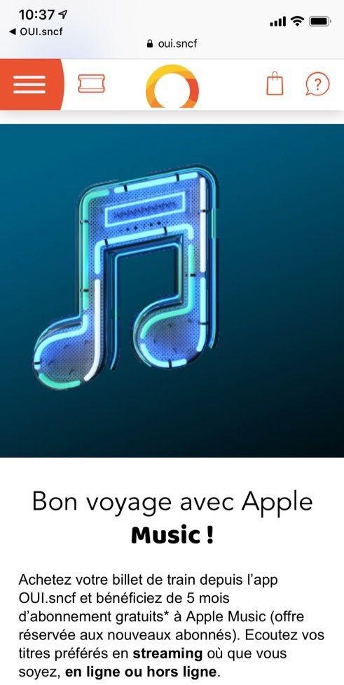 ouisncf apple