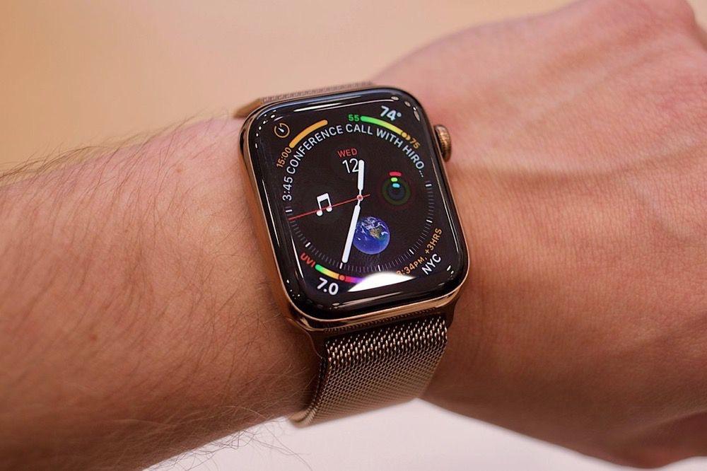 0b294342704311 Apple Watch Series 4   les précommandes sont ouvertes  2 semaines de délai  minimum