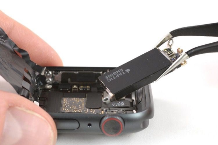 L'Apple Watch Series 4 passe sous le scalpel d'iFixit