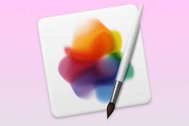 Pixelmator Pro s'adapte au mode clair de macOS Mojave