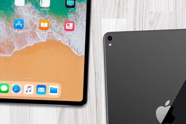 iPad Pro 2018 : pas de changement pour les définitions des écrans ?