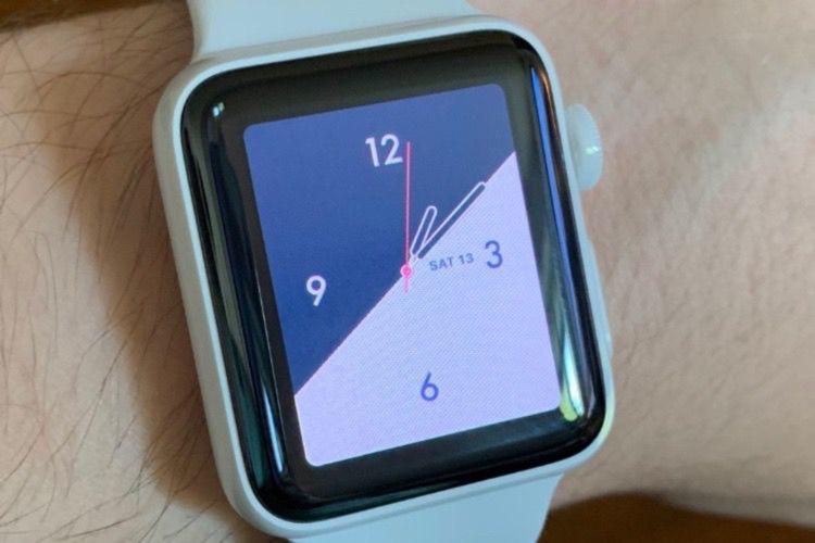 Apple Watch : il est presque possible de créer un cadran personnalisé