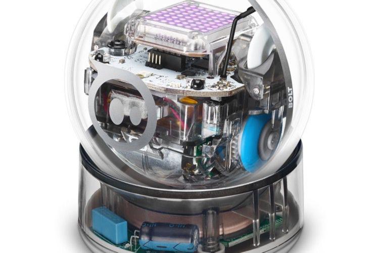 Apple Store : une Sphero BOLT pour apprendre les bases de laprogrammation