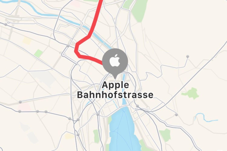 Plans : les transports en commun s'affichent en Suisse
