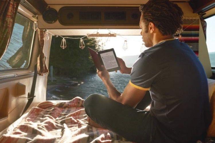 Amazon se jette à l'eau avec une nouvelle liseuse Kindle Paperwhite