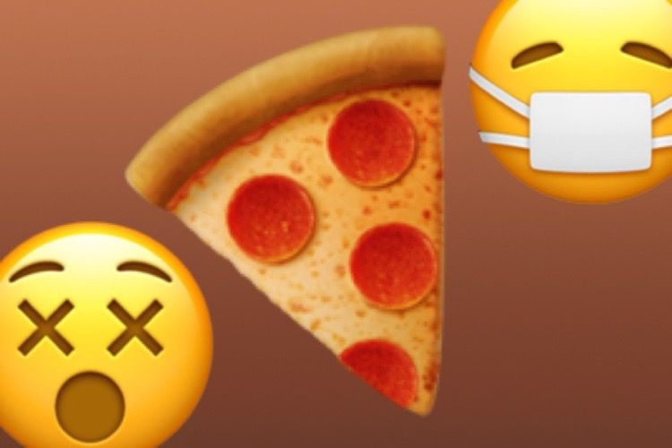 L'émoji 🍕 d'Apple est immonde