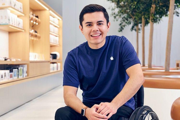 Apple enrichit son site dédié au recrutement