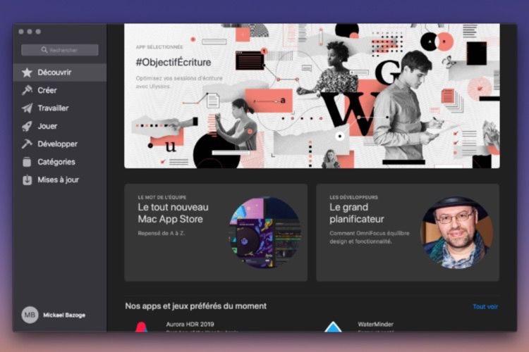 Les lots d'apps vont faire leur apparition sur le Mac App Store