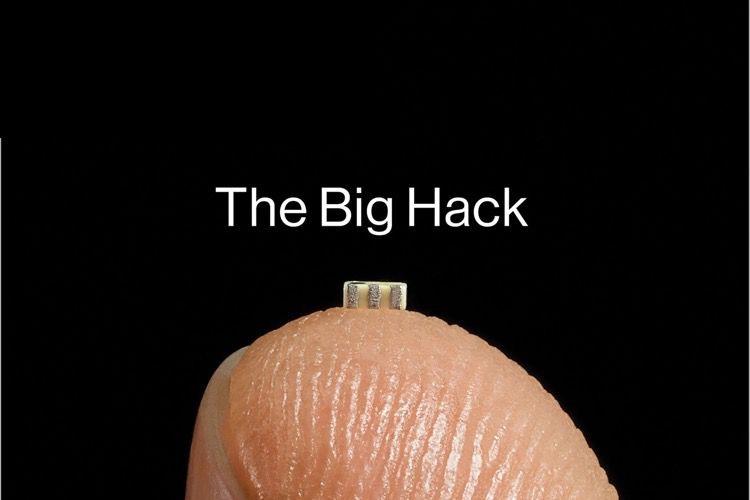 The Big Hack: appuyée par la Sécurité intérieure, Apple dément invariablement