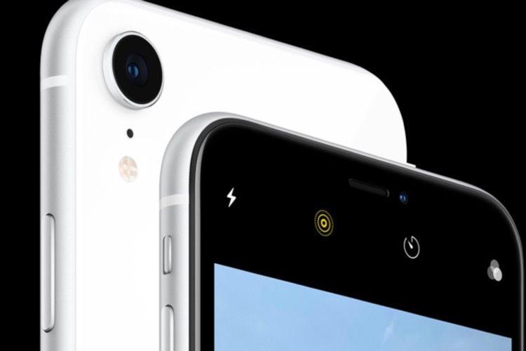 Tiens, l'iPhoneXR gagne un deuxième «appareil photo révolutionnaire»