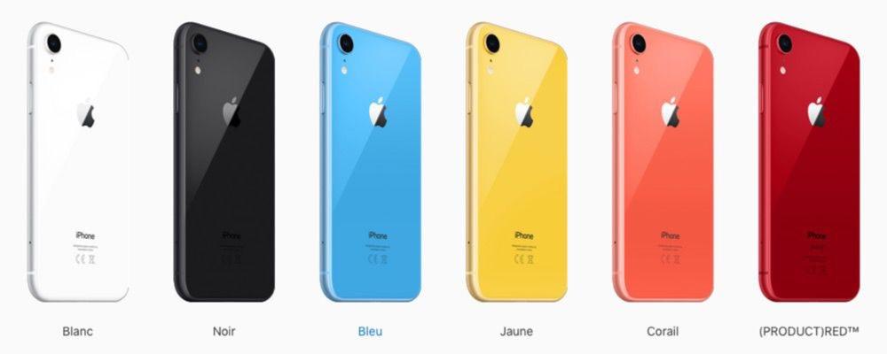 coque iphone xr corail apple