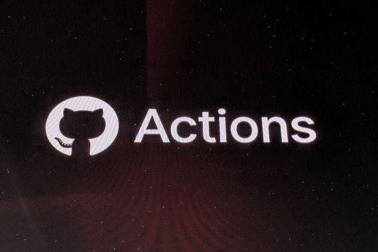 Avec Actions, GitHub propose une intégration continue intégrée
