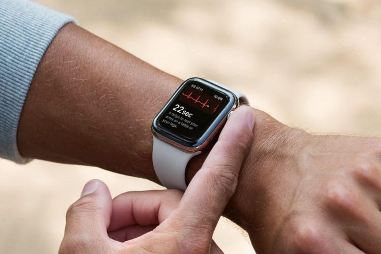 L'ECG de l'Apple Watch devrait pouvoir être activé en dehors des États-Unis